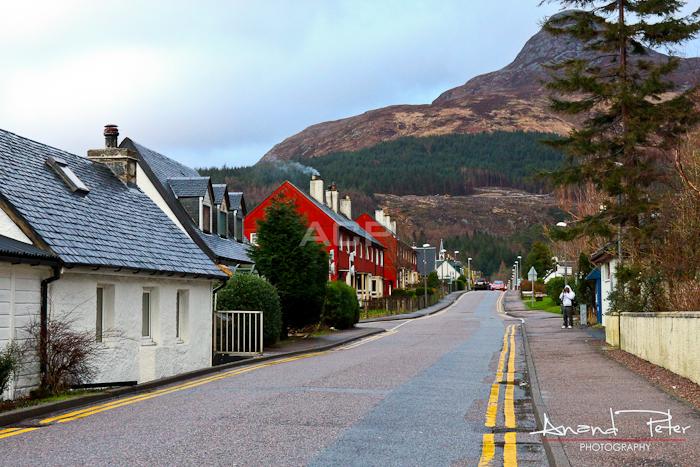 The Scottish Highlands - Glencoe